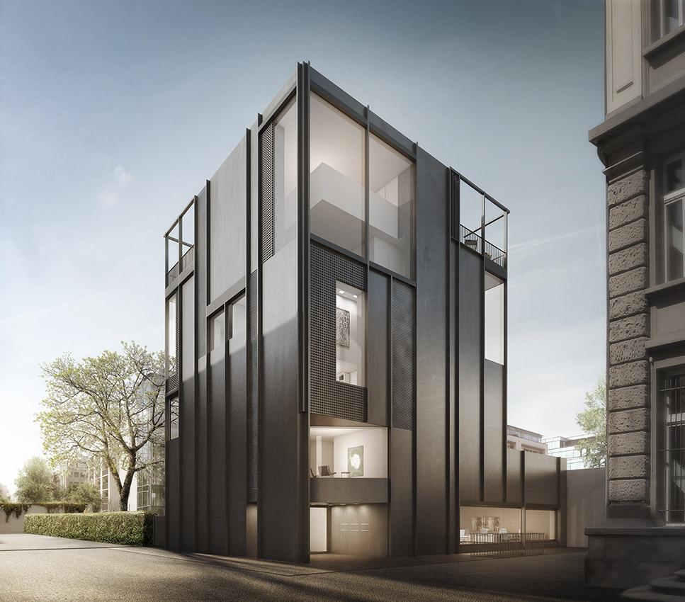 Visualisierungen maaars architektur visualisierung z rich visuals - Graf architekten ...